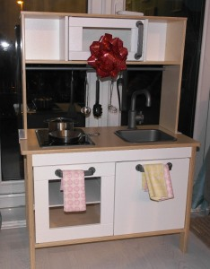 Ikea toy kitchen - Duktig - gift