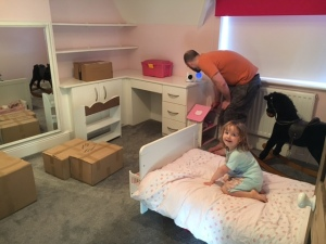 Scarlett's new room